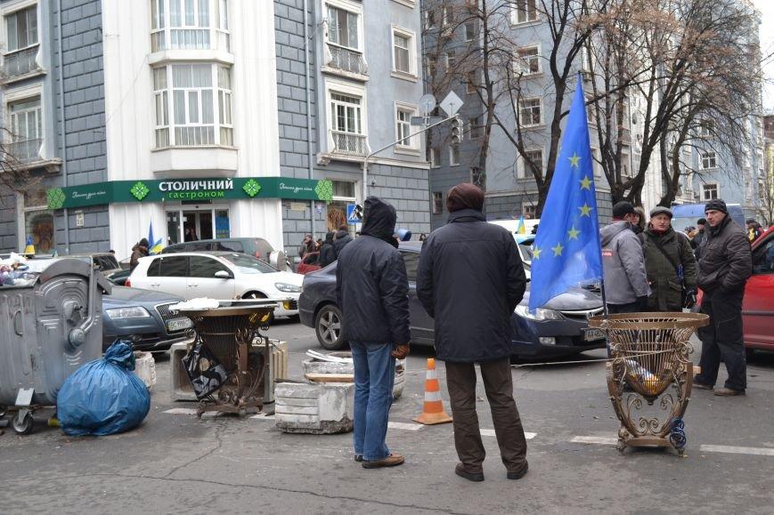 Київський Євромайдан очима активістів (ФОТОРЕПОРТАЖ), фото-10