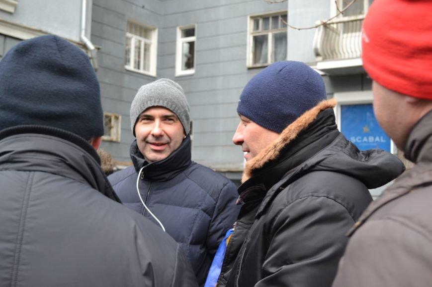 Київський Євромайдан очима активістів (ФОТОРЕПОРТАЖ), фото-11
