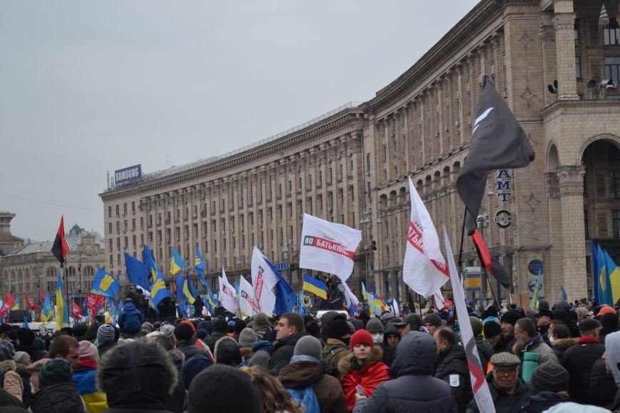 Київський Євромайдан очима активістів (ФОТОРЕПОРТАЖ), фото-3