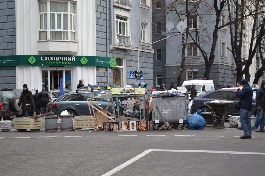 Київський Євромайдан очима активістів (ФОТОРЕПОРТАЖ), фото-9