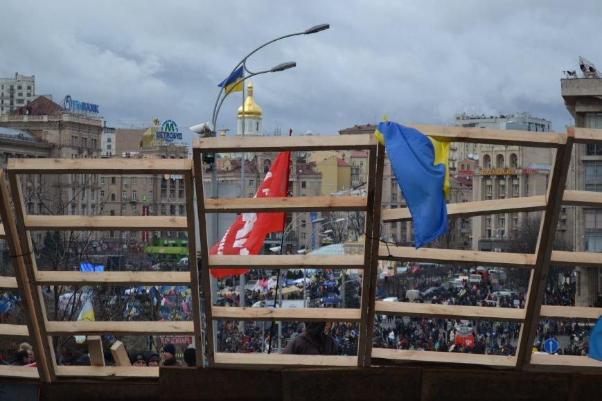 Київський Євромайдан очима активістів (ФОТОРЕПОРТАЖ), фото-6