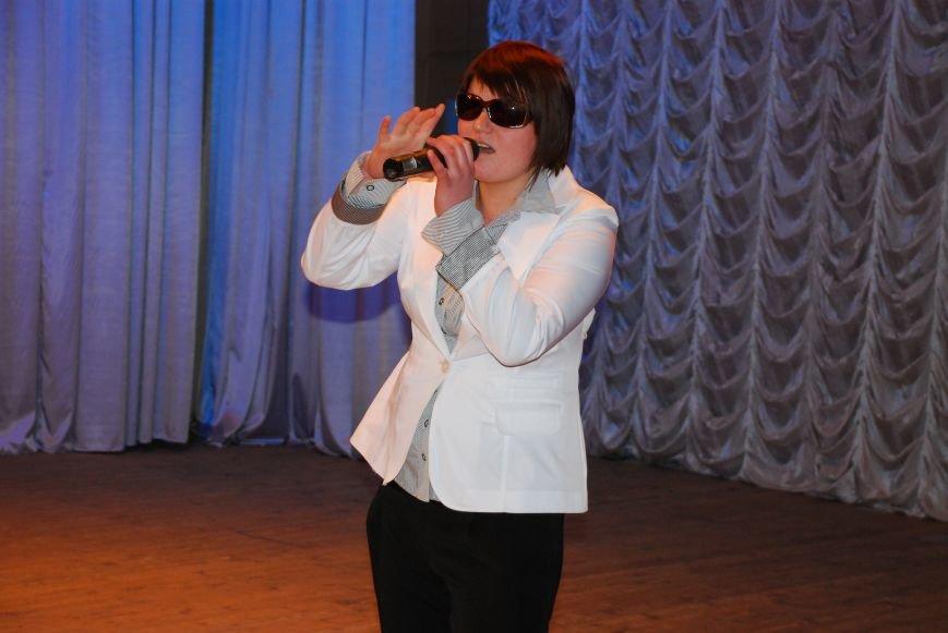 Праздничный концерт к Международному дню инвалидов в Чернигове, фото-4