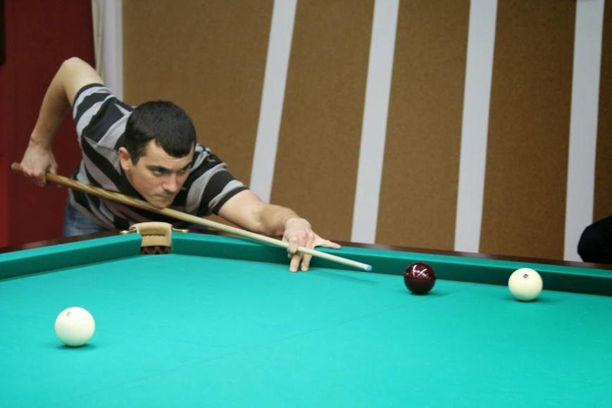 В Черкассах 30 ноября прошел турнир по бильярду «Комбинированная пирамида», фото-4