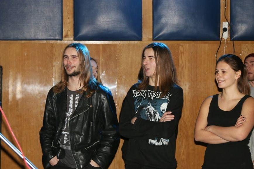 Концерт рок-групп в черкасском клубе РокФорт, фото-4