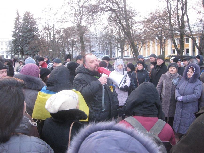Организаторы Евромайдана в Чернигове нашли способ обойти запрет суда (ФОТО), фото-1