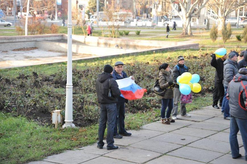 Мариупольцы митинговали под горсоветом (ФОТО), фото-5