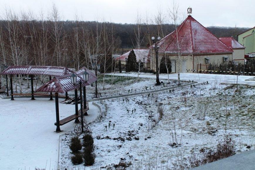 В Артемовске заканчивают благоустройство Долины роз, фото-2