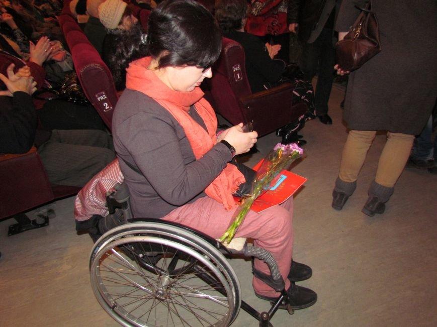 В Мариуполе инвалидам в их праздник показали сладкую жизнь (ФОТО), фото-2