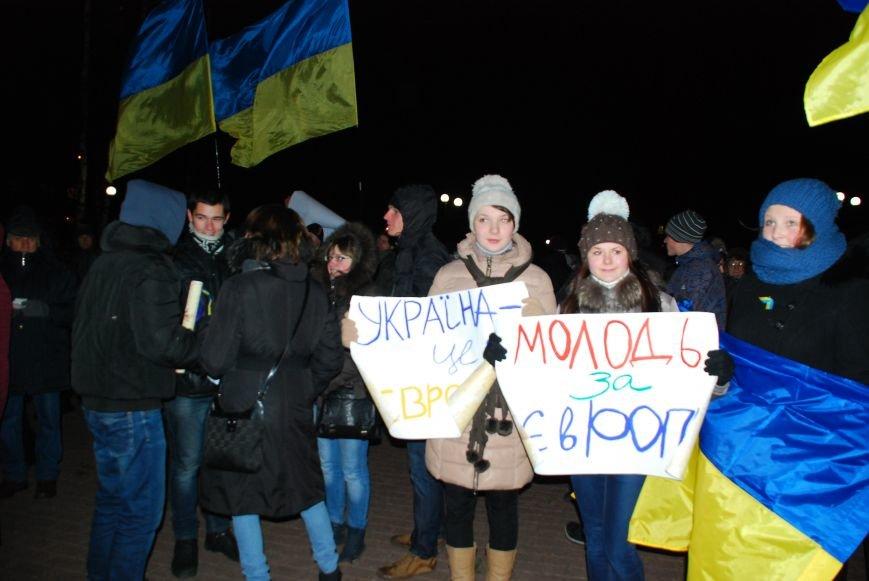 «Евромайданные» рекорды черниговцев (ФОТО), фото-1