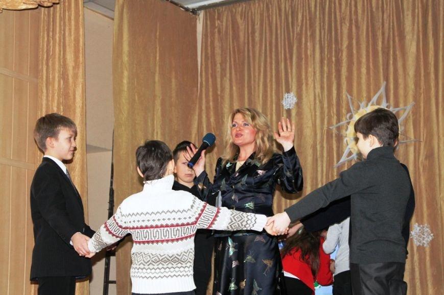 В Артемовске на День инвалидов отметили успехи спортсменов и порадовали детей, фото-9