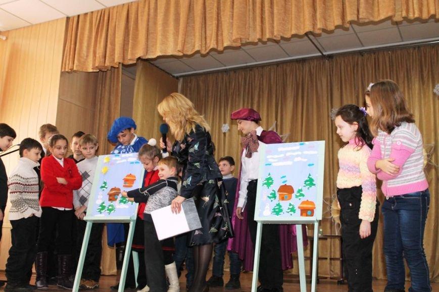 В Артемовске на День инвалидов отметили успехи спортсменов и порадовали детей, фото-8