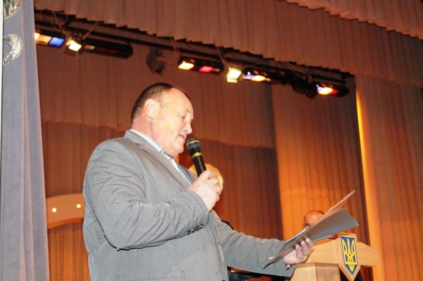 В Артемовске на День инвалидов отметили успехи спортсменов и порадовали детей, фото-4