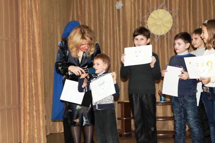 В Артемовске на День инвалидов отметили успехи спортсменов и порадовали детей, фото-10