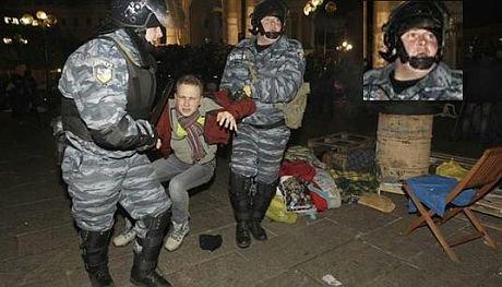 Впізнано кількох «беркутівців», які били мирних демонстрантів та журналістів (ФОТО,ВІДЕО), фото-2