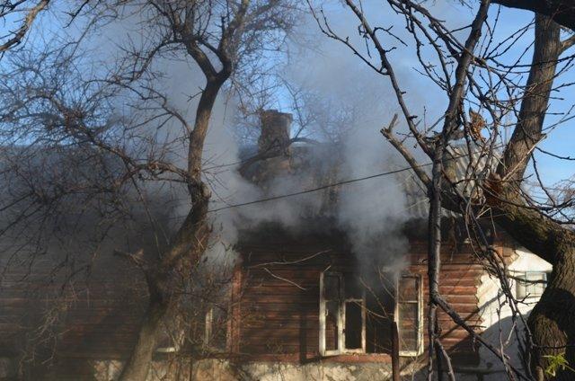 В Севастополе мужчина сгорел в собственном доме [фото, видео], фото-3