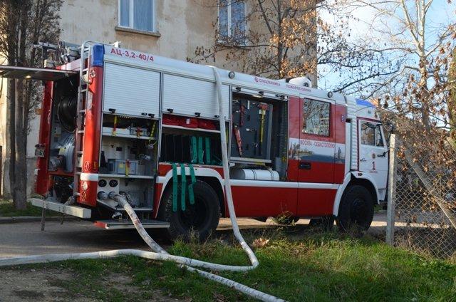 В Севастополе мужчина сгорел в собственном доме [фото, видео], фото-2