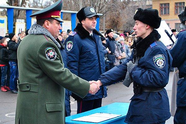 ВВ присяга Донецьк 4