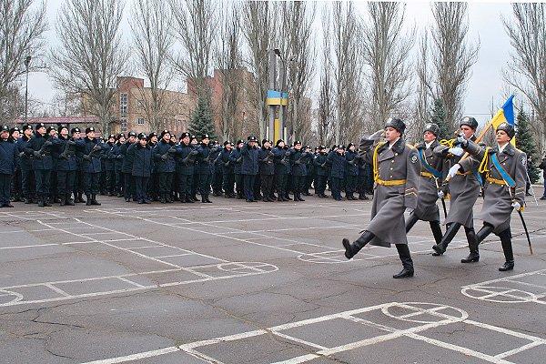 ВВ присяга Донецьк 1