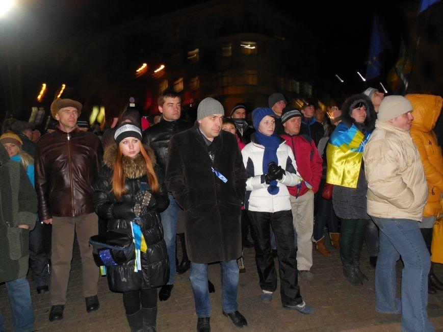 В поддержку «евромайдана» под памятником Шевченко выступили харьковские рокеры (фото, видео), фото-3