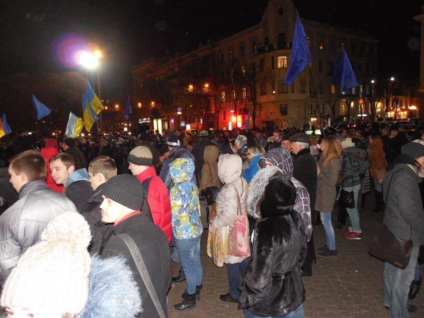 В поддержку «евромайдана» под памятником Шевченко выступили харьковские рокеры (фото, видео), фото-9