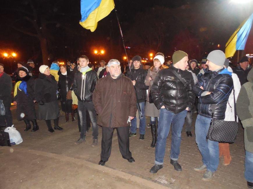 В поддержку «евромайдана» под памятником Шевченко выступили харьковские рокеры (фото, видео), фото-4