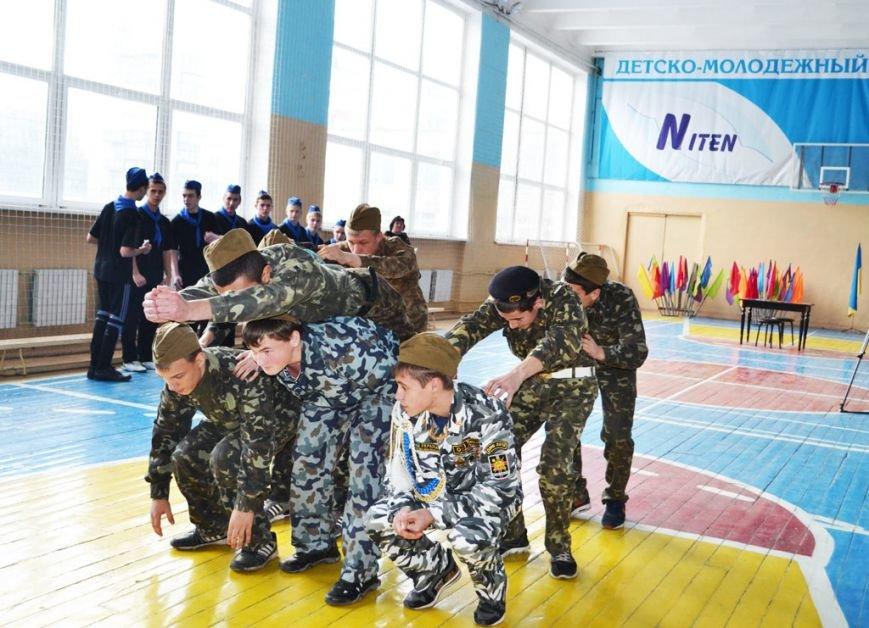 В Красноармейске старшеклассники почувствовали себя солдатами, фото-1