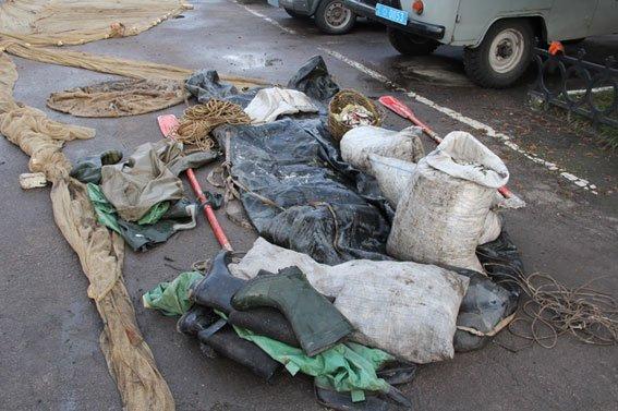 На севере Черниговщины задержаны наглые браконьеры (ФОТО), фото-3