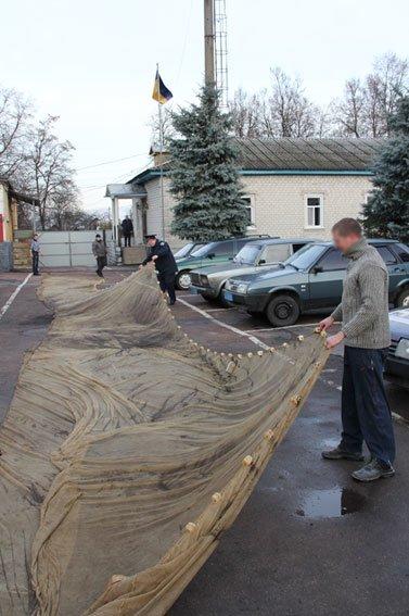 На севере Черниговщины задержаны наглые браконьеры (ФОТО), фото-2