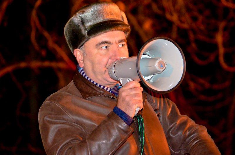 Луганчанам под елку пожелали нового Президента (ФОТО. ВИДЕО), фото-9