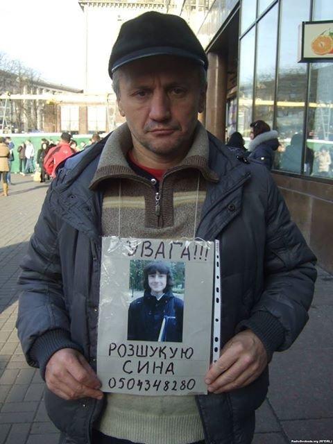 На київському Євромайдані батьки шукають своїх дітей (ФОТО), фото-1