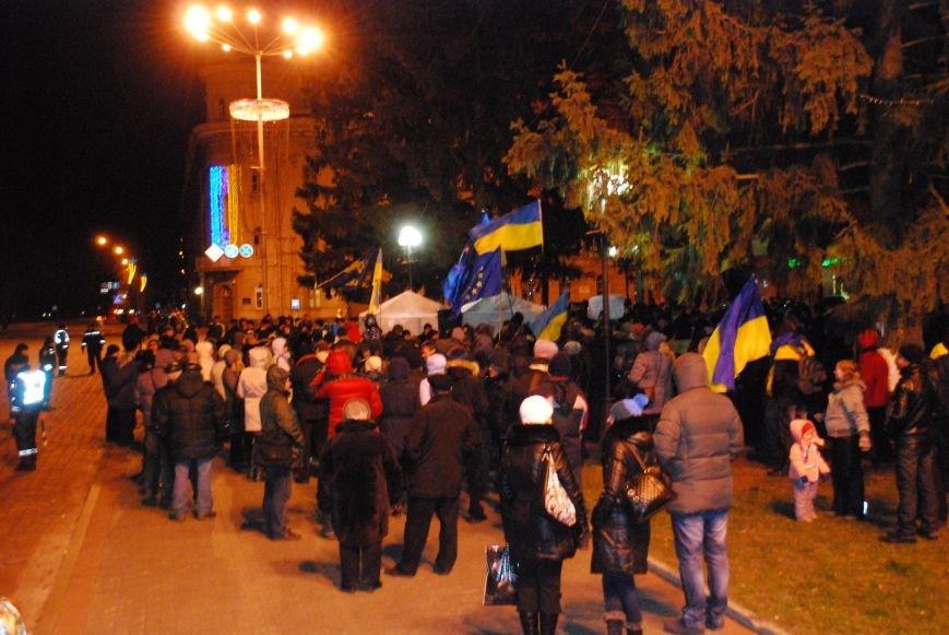 Черниговский Майдан собирает помощь столице и угощает чаем, фото-1