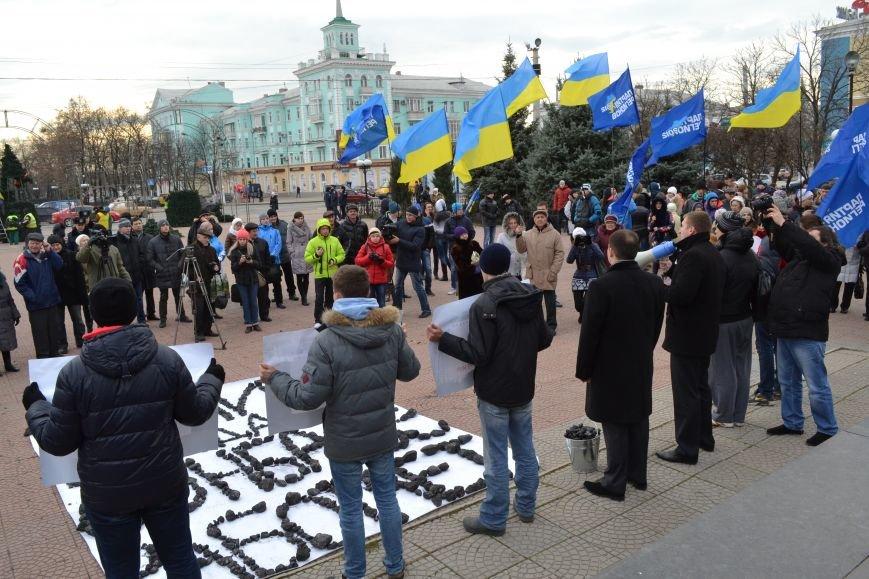 Луганские молодые регионалы призывают киевлян не «майданить» и все еще верят, что Донбасс кормит Украину (ФОТО), фото-4