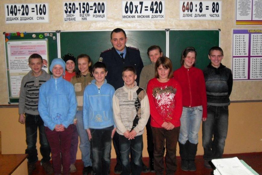Милиция Черниговщины пытается уберечь подростков от жизненных ошибок, фото-4