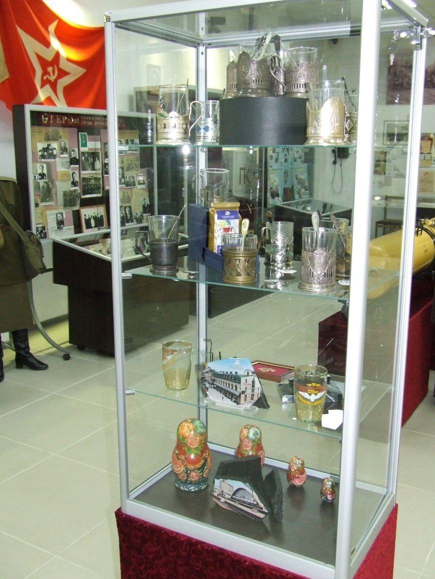 Жители Красноармейска и Димитрова могут посетить Музей истории и развития Донецкой железной дороги (ФОТО), фото-9