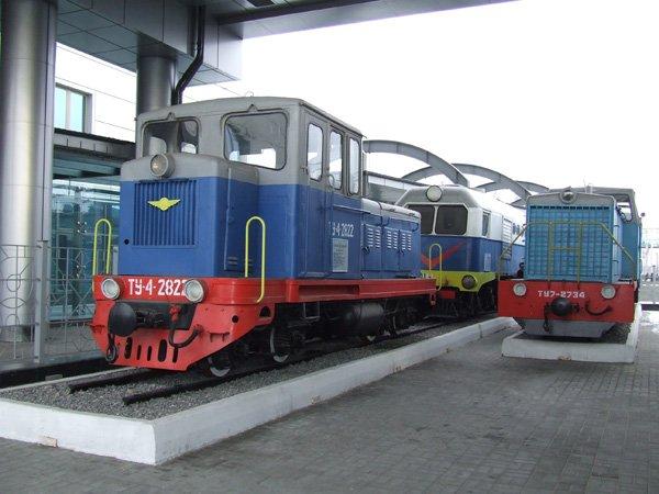 Жители Красноармейска и Димитрова могут посетить Музей истории и развития Донецкой железной дороги (ФОТО), фото-4