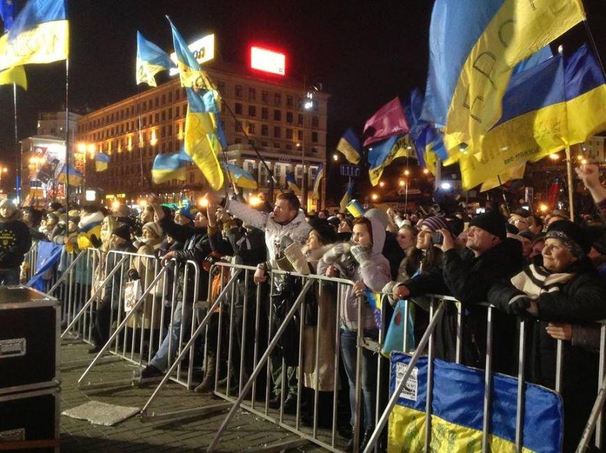 Євромайданівці всю ніч ганяли «тітушок» по вольєру та не давали спати беркутівцям (ФОТО), фото-2