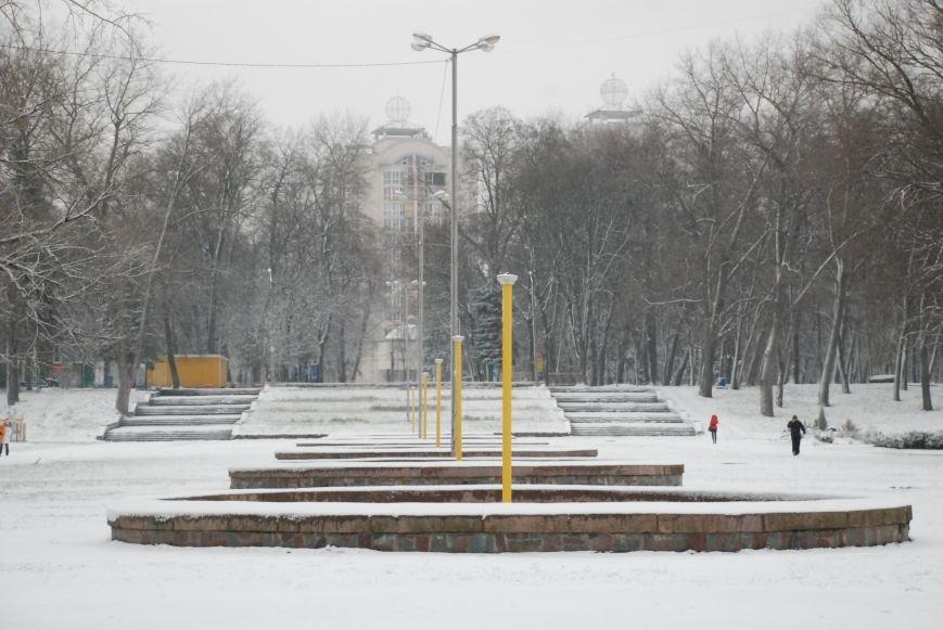 А в Чернигове - зима! (ФОТО), фото-8