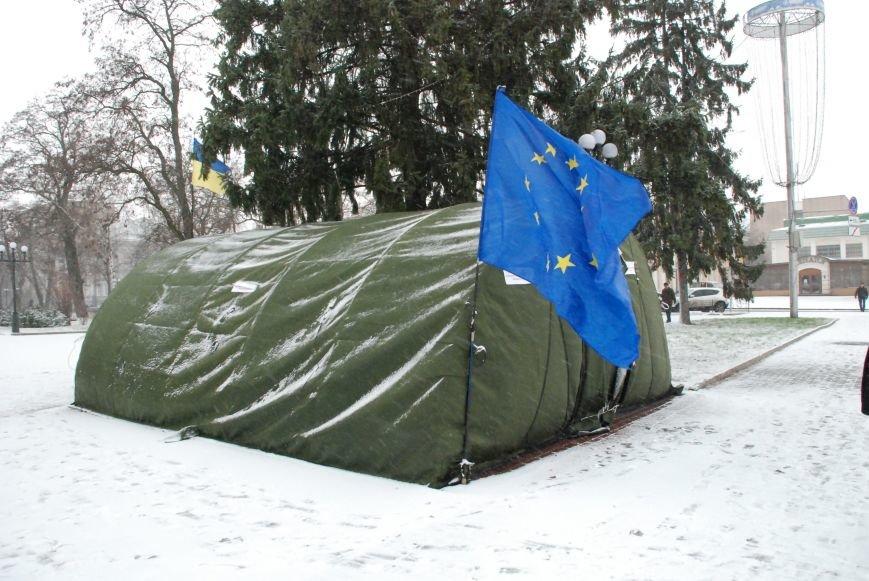 А в Чернигове - зима! (ФОТО), фото-1