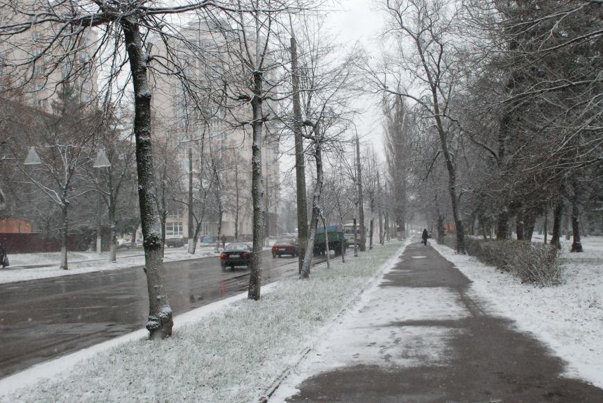 А в Чернигове - зима! (ФОТО), фото-2
