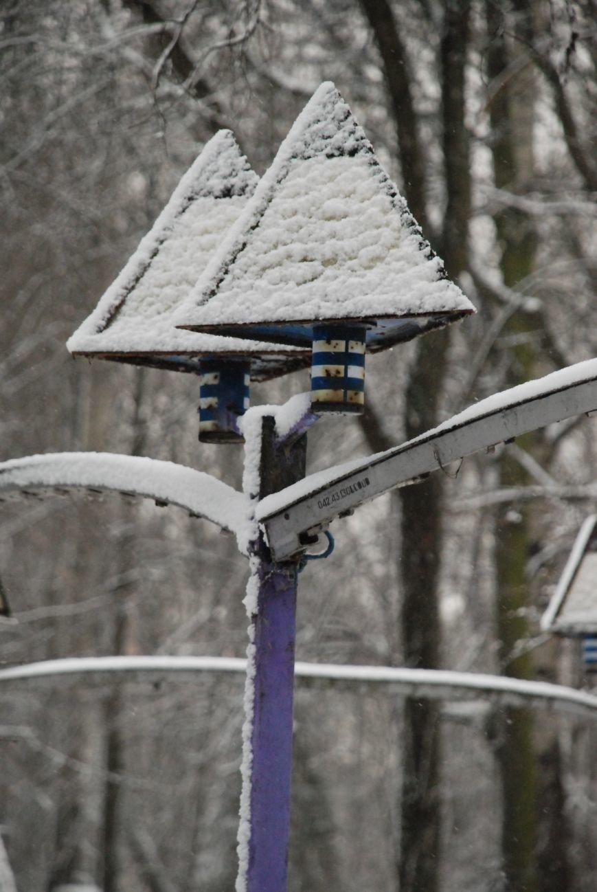 А в Чернигове - зима! (ФОТО), фото-11