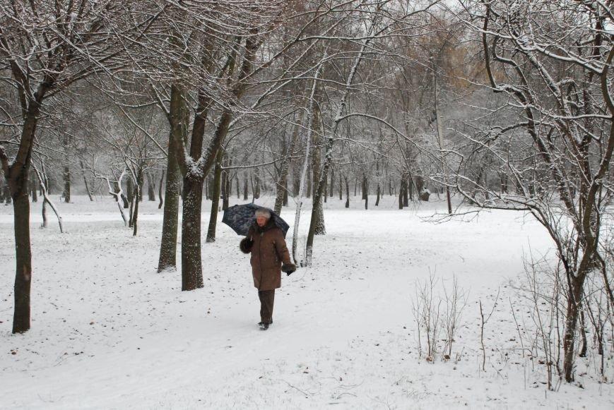 А в Чернигове - зима! (ФОТО), фото-9