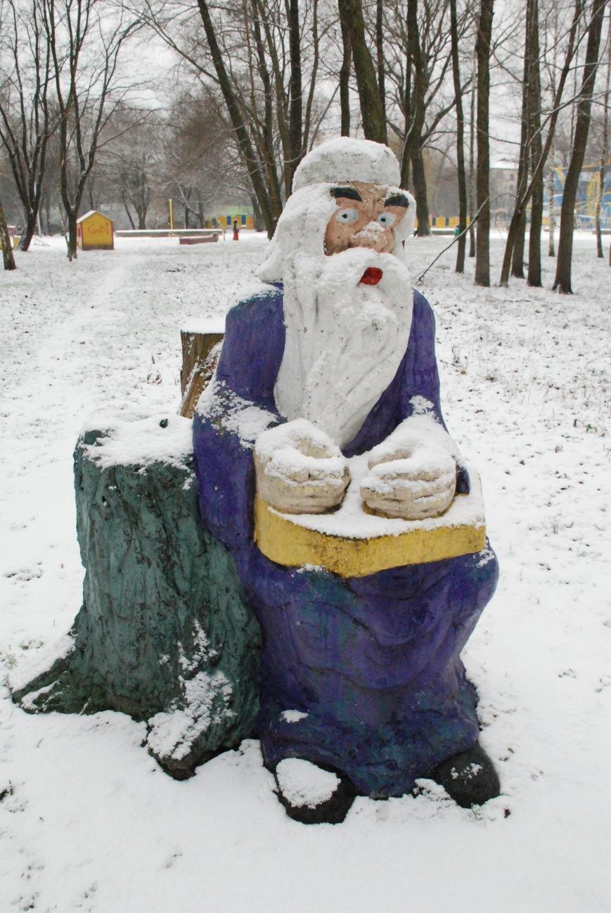 А в Чернигове - зима! (ФОТО), фото-6