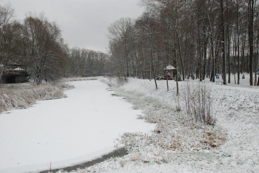 А в Чернигове - зима! (ФОТО), фото-4