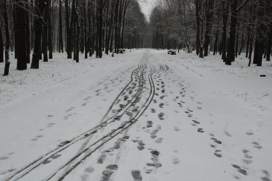 А в Чернигове - зима! (ФОТО), фото-7