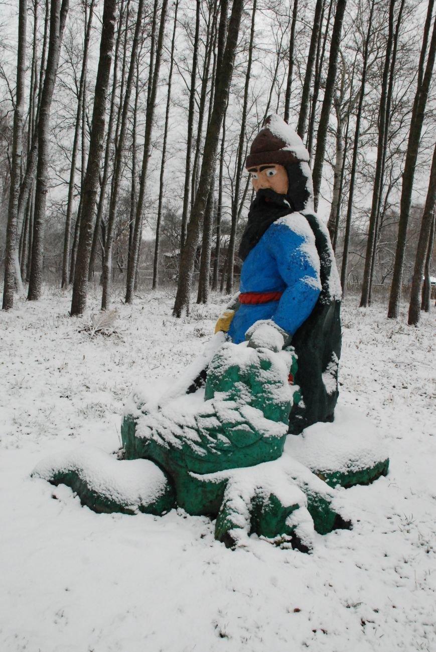 А в Чернигове - зима! (ФОТО), фото-5