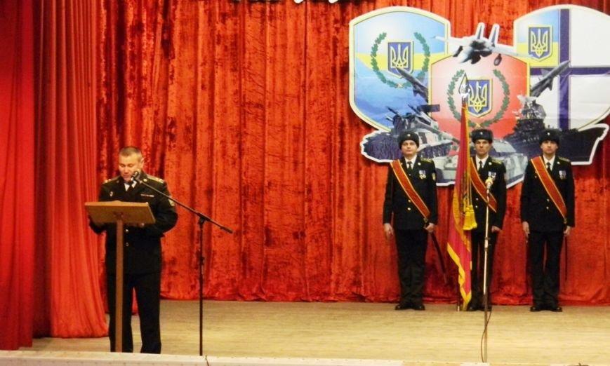 Военнослужащие Криворожского гарнизона отмечают День Вооруженных Сил Украины, фото-3