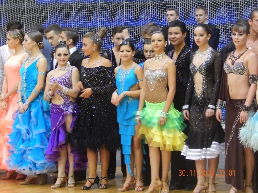 Красноармейские бальники заняли первые места на Всеукраинском турнире, фото-1