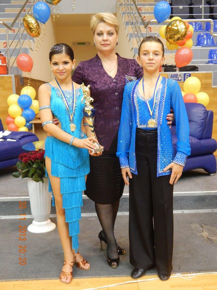 Красноармейские бальники заняли первые места на Всеукраинском турнире, фото-4