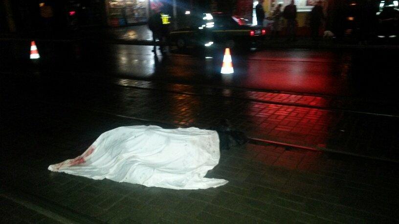 В Мариуполе «шестерка» насмерть сбила пешехода и скрылась (ФОТО), фото-1