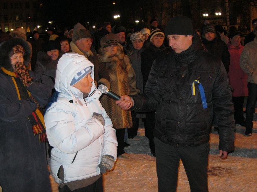 Черниговский «евромайдан» дал деньги на лечение пострадавшему в Киеве журналисту (ФОТО), фото-1